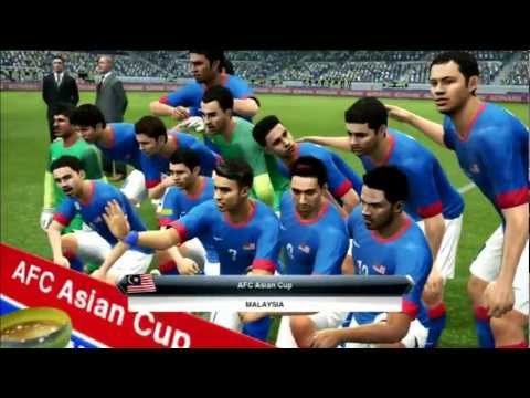 Malaysia Best Goals Compilation | PES 2013