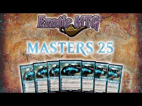 ExoticMTG - Count How Many Jace, the Mind Sculptor's I Open!