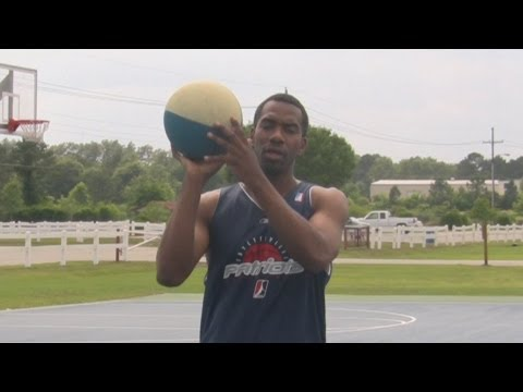 How to Hold a Basketball When Shooting : Basketball