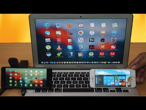 How to control your pc via Iphone and Android Phone