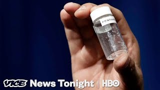 This App Warns Heroin Users When Their Drugs Are Laced With Fentanyl | World of Hurt (HBO)