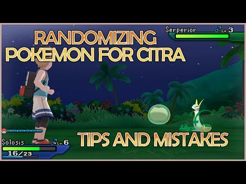 How To Use Pkhex Ultra Sun And Moon Citra