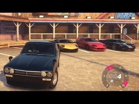 Forza Horizon | Street Class Runs + Cruise | RB26 '71 Skyline, 1000+
