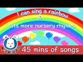 I Can Sing A Rainbow Lots More Nursery Rhymes