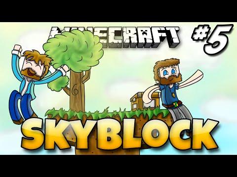 Minecraft: Skyblock Mutliplayer! - Episode 5 -
