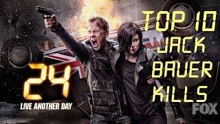 Top 10 Jack Bauer Kills (Re-Upload)