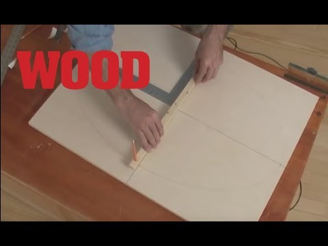 How to Lay Out an Ellipse - WOOD magazine