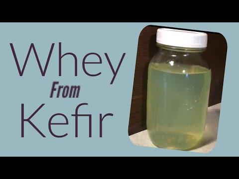 Whey From Kefir