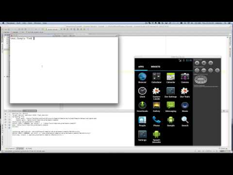 Build Android with Gradle from the IDE and the Command Line