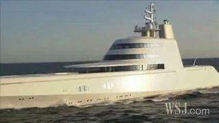 Inside a Russian Billionaire