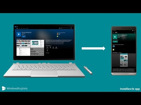 How to Download Windows Mobile Apps from Windows Store to PC?