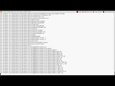 Installing Tor browser in ubuntu 15.10