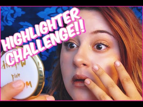 Highlighter Challenge!!!
