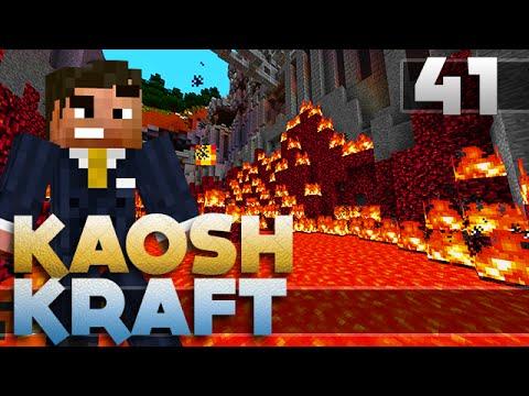THE FLAMES OF WAR - KaoshKraft SMP - Episode 41