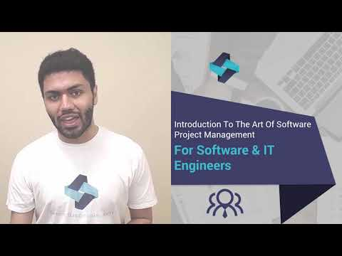 The Art Of Project Management For Software  IT Engineers