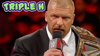 How Rich is Triple H @TripleH ??