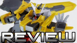 Hg 1/144 Schwarzritter - Gundam Build Fighters - Mecha Gaikotsu Gunpla Review