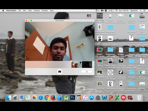 How to Take Picture on Mac OS X