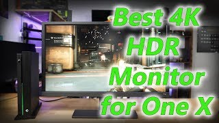 4K, FreeSync, And HDR For Under $500! Can BenQ Deliver
