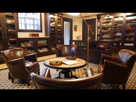 Cigar Culture at Biggs Mansion