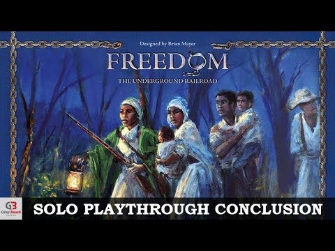 Freedom: The Underground Railroad - Conclusion
