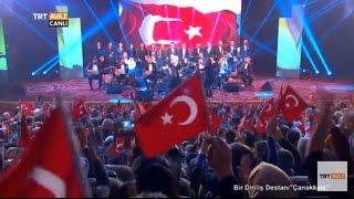 Çırpınırdı Karadeniz - Bir Diriliş Destanı Çanakkale - Ayşe Taş - TRT Avaz