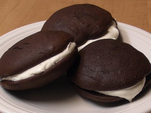 Whoopie Pies w/ Marshmallow Filling with Michael's Home Cooking