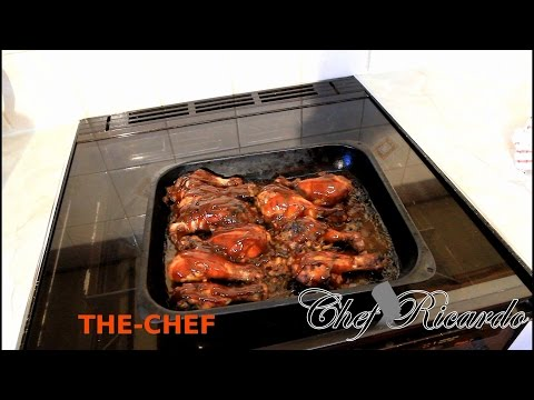 Jamaican Bbq Chicken -For-Summer- | Recipes By Chef Ricardo