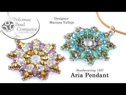 Aria Pendant (Tutorial)