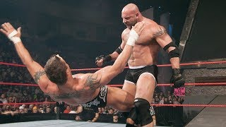 Goldberg wins a Raw Battle Royal: Raw, Jan. 19, 2004