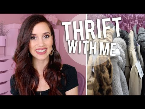 THRIFT WITH ME + HAUL