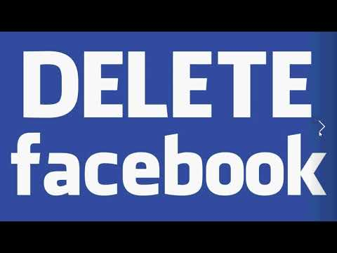 How to Delete or deactivate your Facebook account updated November 2017