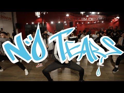 """Ariana Grande - """"No Tears Left To Cry"""" Original Music Video Choreography"""