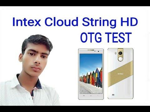 Intex Cloud String HD OTG Test/Support