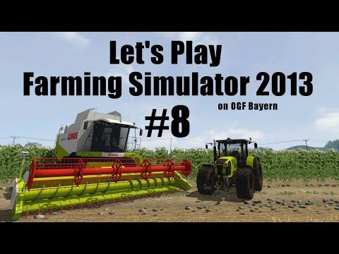 Farming Simulator 2013 S5E8: time to deal with that hay