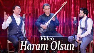 Uzeyir Mehdizade & Aqsin Fateh - Haram Olsun ( Video ) 2019