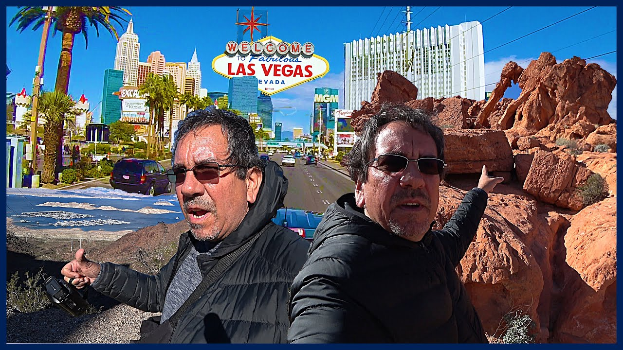 The West 2019 Part 16: Las Vegas, Lake Mead, Hoover Dam, and Valley of Fire