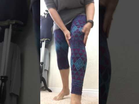 How to Shorten your leggings!
