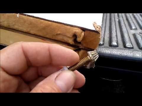 How to repair Bi-Fold Door Support