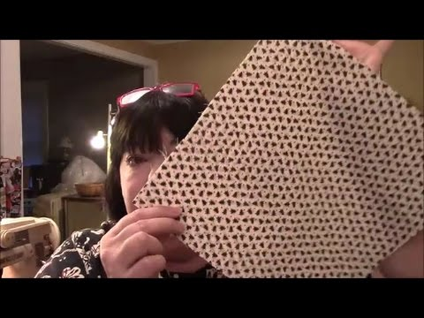 Christmas Rag Quilt Tutorial - Step 1: Cutting the Fabric