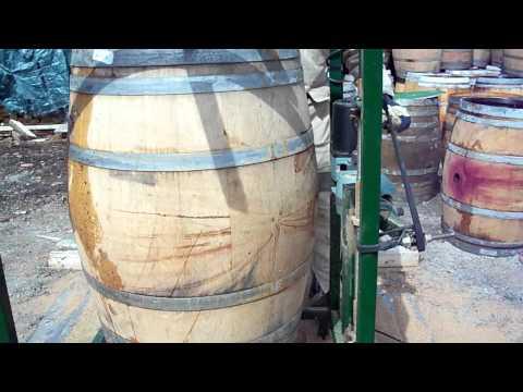Wine Barrel cutter