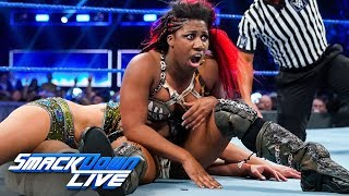 Ember Moon vs. Charlotte Flair: SmackDown LIVE, Aug. 13, 2019