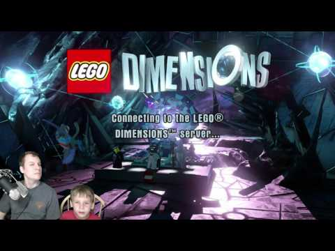 Continue Gameplay Lego Dimensions w/ Mini Tank Part 3