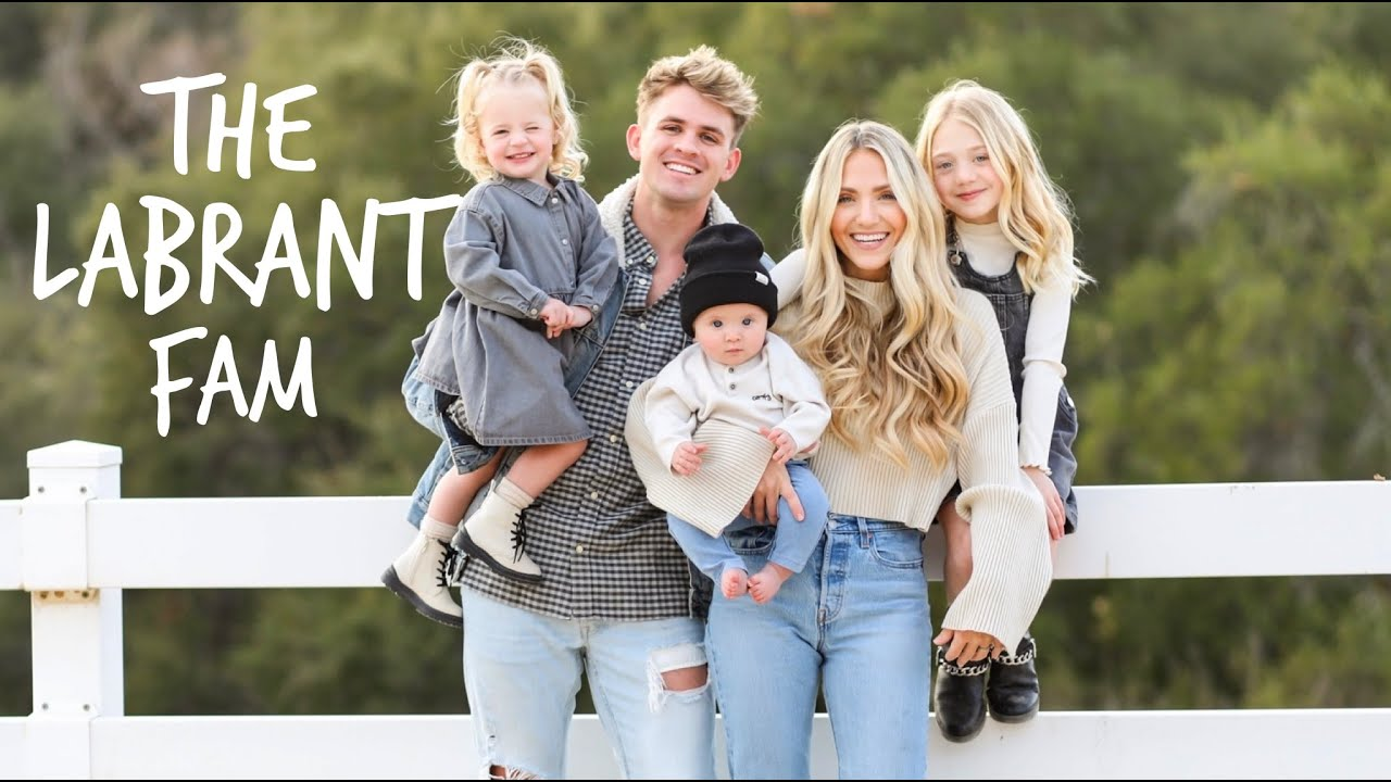 THE LABRANT FAMILY 2021 OFFICIAL INTRO VIDEO