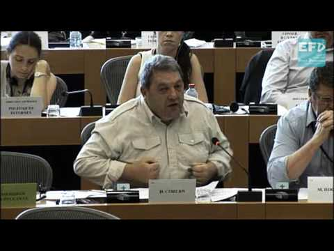 We are now leaving the EU and we want our fishing grounds back - David Coburn MEP