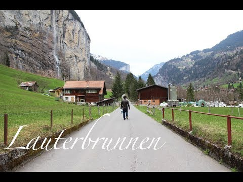 Travel: Camping Jungfrau Holiday Park | Lauterbrunnen, Switzerland | Bungalow Tour