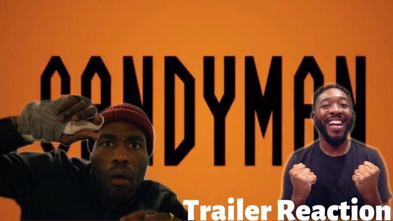 Candyman - Trailer Reaction