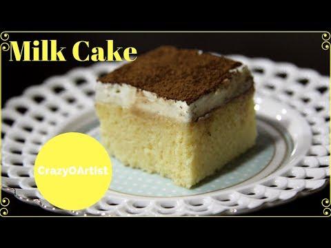 Milk Cake (Tres Leches)- CrazyOArtist