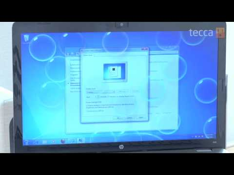 Just Show Me: How to set the screensaver in Windows 7