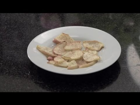 Homemade Baked Apple Chips : Apple-tizers